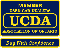 Triple K Auto Sales is a member of the UCDA - Used Car Dealers Association of Ontario